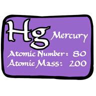 Mercury periodic table symbol urtaz Choice Image